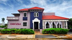 Casa Lola (Home Cooking, High Style), San Juan, Puerto Rico - Sip the best red sangria in the city at Casa Lola