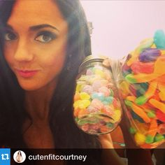 This beautiful #bikinicompetitor deserves all the sweet rewards in the world as she placed 3rd in her category at the 2015 GNC #Toronto Championships yesterday - congrats @cutenfitcourtney! #makeupandhair by Kay and Chris of #kayanabeauty #kayanabeautytrends Repost @cutenfitcourtney