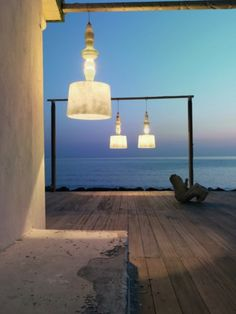 lights #sea #design