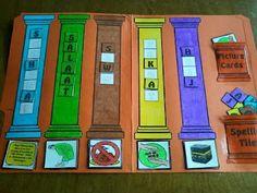 Five Pillars of Islam File Folder Game