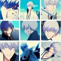 Day 28 A Character that didn't have to die is Ichimaru Gin! Like whyyyyyyyyy!
