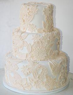 Ixora Wedding Cake, Bali