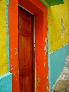 the color! - mexico by marva