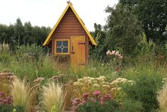 Consejos para diseñar un jardín rural - http://www.jardineriaon.com/consejos-para-disenar-un-jardin-rural.html #plantas