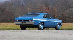 1969 Chevrolet Yenko Nova 427/450 HP, 4-Speed presented as lot S146 at Kissimmee, FL 2015 - image3
