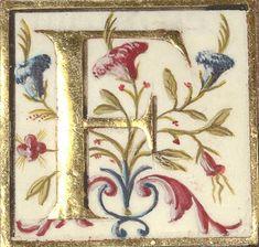 F comme mon Félix Calligraphy Doodles, Islamic Art Calligraphy, Illuminated Letters, Illuminated Manuscript, Alphabet Graffiti, Celtic Art, Celtic Dragon, Letter Ornaments, Medieval Books