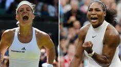Wimbledon 2016: Serena Williams 'heavy favourite' to beat Angelique Kerber