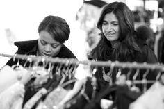 Valérie Bertolini y Bárbara González son las creadoras de @Secretos de Armario. Una tienda de ropa y accesorios de segunda mano que no renuncia al lujo ni al estilo. #Fashion #SecondHand #Vintage #Woman #Chidlren #Men #Accessory