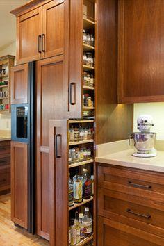 J&C124 Artisan Remodeling - traditional - kitchen - sacramento - J & C Custom Cabinets