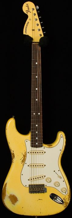 Fender Custom SHop '69 Stratocaster Heavy Relic