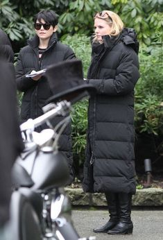 Long Trench Coat, Jennifer Morrison, Tall Boots, Winter Jackets, My Style, Bts, Fashion, Stretch Knee High Boots, Winter Coats