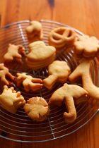 最高のサクサク型抜きクッキー