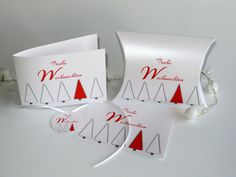 Geschenkverpackungen für Weihnachtsgeschenke. Trendy und sehr edel. #geschenk #weihnachten #trendy