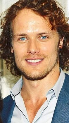 I found this of Sam on Tumbler, be still my beating heart !!