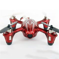 Online Cheap 2015 Hot Selling Model On Hubsan X4 H107c 2.4g Remote Control #Drones# X6 Rc Quadcopter 4ch Rc Helicopter With Camera & Light From By Jfldyx | Dhgate.Com