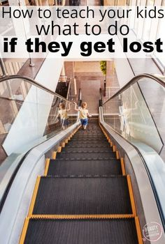 How to teach your kids what to do if they get lost #parenting #parentingtips #kids #travel #familytravel #family #children #momhacks #dadhacks