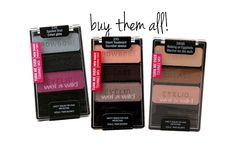 Who else loves these eyeshadow steals?