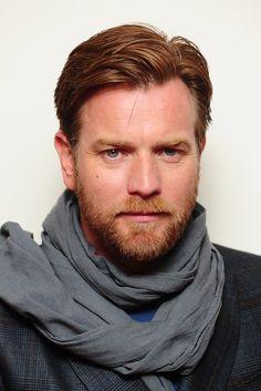EWAN McGregor Jacket_Scarf_Beard