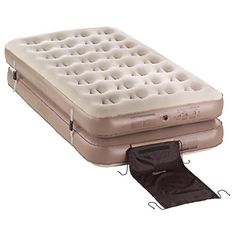 Camping Air Mattresses - Coleman 4in1 Quickbed TwinKing Air Bed *** More info could be found at the image url.