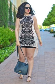 16 Plus Size Women In Short Shorts To Serve As Your Unapologetic Style Inspo — PHOTOS