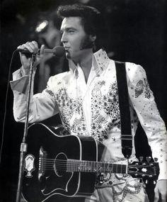 Elvis Presley 1973 in Phoenix
