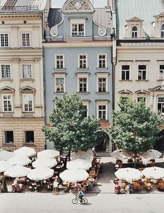 Warsaw's Old Town, Poland