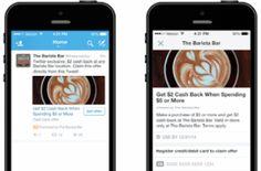 Social Media Newsfeed: Twitter Offers   In-Tweet Analytics -