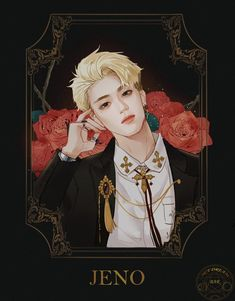 """fan art by NCTDREAM BAR 茜子 ⚠️Please do not🚫re-upload and no🚫re-editing in any forms. Kpop Drawings, Jeno Nct, Illustration, Fanarts Anime, Fan Art, Kpop Fanart, Extended Play, K Idols, Jaehyun"