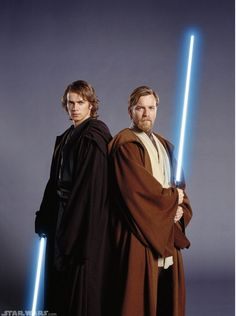 Let the battle begin. Oh, and obi wan? Can you let Anakin win just once so that I can see what would happen if things happened differently at your battle on Mustafaar?