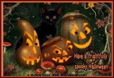 Spooky Halloween gifs   Halloween [Noche de Brujas]   hi5