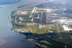 shimon mentel   Philadelphia Int - Airport Overvie