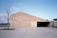 2b architectes - Centro Cultural Municipal Corpataux-Magnedens, Lausanne