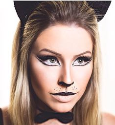 Maquiagem carnaval/halloween
