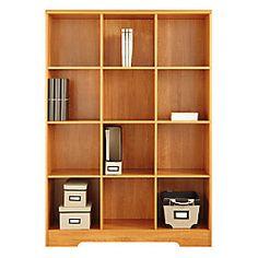 Beau Office Depot Bookcase 129 Realspace Magellan 12 Cube Bookcase 63 916 H X 46  110 W