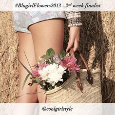 #BlugirlFlowers2013 Instagram Photo Contest finalist @Arianna