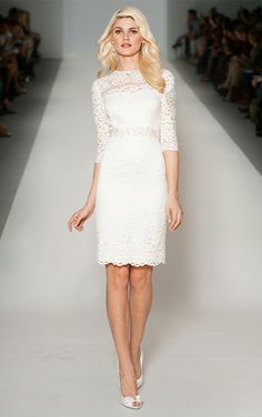 A look for the Mature bride