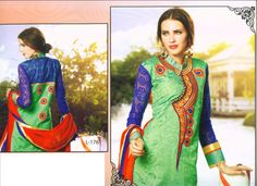 Long punjabi suits