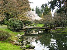 Nitobe Memorial Garden at UBC Botanical Garden and Plant Centre. Visit http://najga.org/gardens for map location.