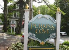 Perkins Cove  tiny and cute