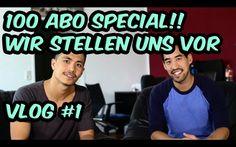 Über uns! Was sind unsere Ziele? | 100 Abo Special | Vlog#1