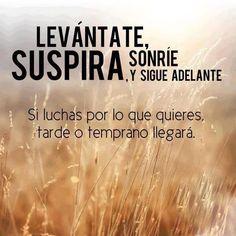 Sigue adelante! #motivación #felicidad