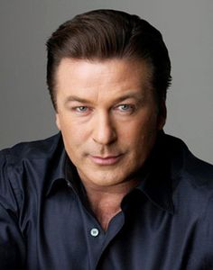 Alec Baldwin (I had the pleasure of meeting this man, back in the 1990's. He was a sweetheart!)