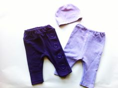 Baby Leggings Tutorial and FREE pattern {Sizes newborn - 12mths}