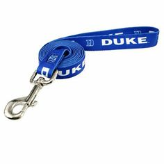 Duke Blue Devils Royal Blue 6' Leash Lebro James, Duke Blue Devils, Royal Blue, Personalized Items, Lady