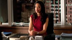 Gina Torres stars as Jessica Pearson in Suits