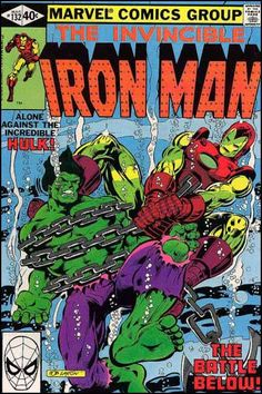 Iron Man #132