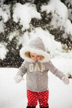 The Hush Family : Snowy Photo Tips