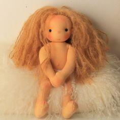 Barbaras Blumenkinder und Puppen Welt: Puppen nach Waldorfart