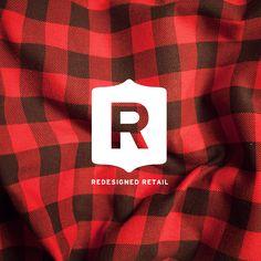 Redesigned Retail Logo Design www.RedesignedRetail.com