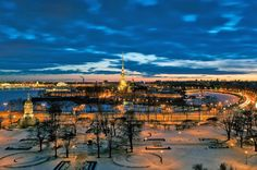 Peter and Paul Fortress (Petropavlovskaya Krepost), Saint Petersburg, Russia